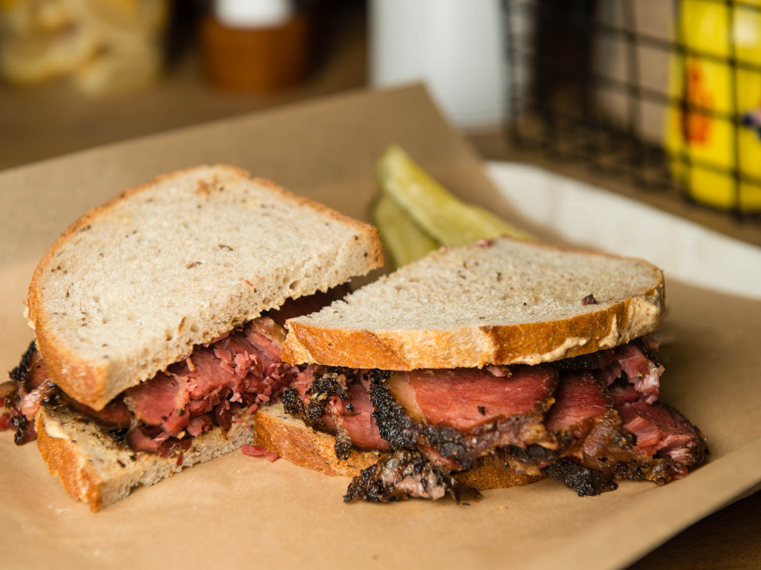 Best Pastrami Sandwiches in New Jersey